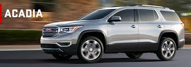 2018 gmc suv. simple gmc masthead image of the 2018 gmc acadia midsize suv in gmc suv