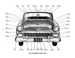 1956 Chevrolet Master Parts & Accessories Catalog | 56 Chevy's ...