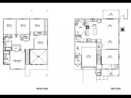 5 bedroom two story townhome 2300 sq ft with 1 car garage