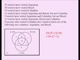 Venn Diagram Problem Solving Venn Diagrams Word Problems Worksheet The Best Worksheets Image