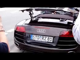 audi r8 2015 spyder. Wonderful Spyder R8 2015 Audi V10 Spyder Hard Acceleration MUST WATCH  Inside S