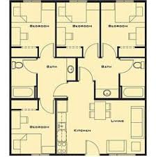 bedroom house plans  Bedroom floor plans and Floor plans on     bedroom house plans  Bedroom floor plans and Floor plans on Pinterest