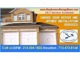 24 7 garage door repair service in rowlett