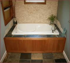 diy bathtub surround storage ideas hative regarding idea bathtub tile surround ideas