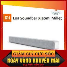 XẢ HÀNG GIÁ SỐC Loa Soundbar Xiaomi Millet - Nghe Âm Thanh Cực Chất XẢ HÀNG  GIÁ SỐC chính hãng 1,208,400đ