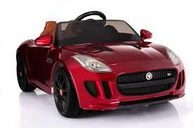 <b>Детский электромобиль</b> Jaguar RS-3 12V 2.4G - Red - <b>DMD</b>-218-R