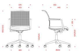 desk chair dimensions. Brilliant Chair SPORT Mesh Back Office Chair Dimensions Inside Desk T
