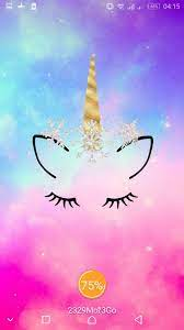 Pink Cute Wallpapers For Girls Unicorn ...