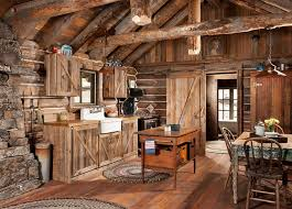 cabin kitchen design. Cabin Kitchen Design Whitefish Montana Private Historic Remodel Rustic Best Pictures S