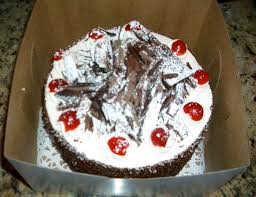 Black Forest Birthday Cake Ez Home Cooking
