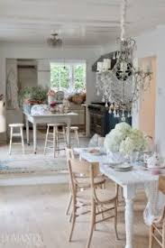 Amelie white wash shabby chic country French Rachel Ashwells Dining Room And Kitchen Dunelm Rachel Ashwells Shabby Chic Home Romantic Homes
