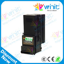 Vending Machine Bill Acceptor Classy ICT A48 Bill Acceptor With Bill Box Note Cash Money Bill Acceptor