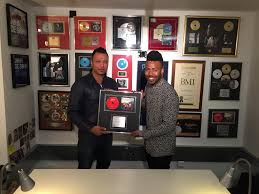 "Hiten Bharadia on Twitter: ""Very happy to present @IAmDuvall with a  PLATINUM album award for 300,000+ sales of @LittleMix ""Salute"" in the UK xx  http://t.co/gDGiJ5S85j"""