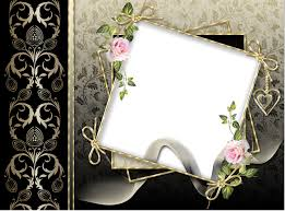 black and gold frame png. Exellent Png View Full Size  Inside Black And Gold Frame Png G