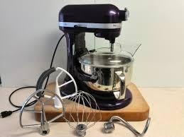 Designer Kitchen Aid Mixers Review Kitchenaid Professional 600 Series 6 Quart 57l Bowl