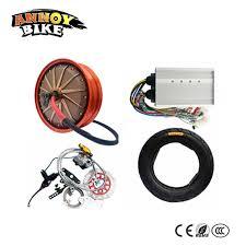 72v 96v 110v 144v High Speed 100kmh 5000w Electric Motorcycle Wheel
