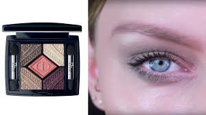 dior couture colours effects eyeshadow palette 5 couleurs skyline 806 capital of light