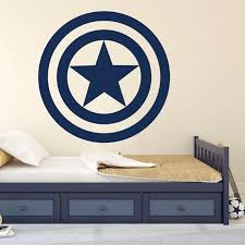 superhero wall decals canada super hero shield wall decals vinyl stickers boys bedroom wall art mural