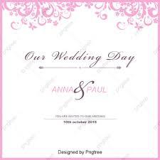 Microsoft Word Invitation Templates Free Download 005 Pngtree Wedding Invitation Template Free Download Png