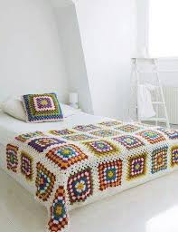 Pin by Mattie Gibbs on Projects to Try in 2020 | Crochet blanket, Crochet  home, Granny square crochet