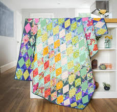 529 best Tula Pink images on Pinterest | Quilt block patterns ... & FreeSpirit Slow and Steady by Tula Pink Fabric & Radiance Pattern Quilt Kit… Adamdwight.com