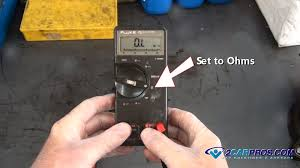 how to test a fuel injector in under 20 minutes  at How To Check Wiring Harness With Multimeter