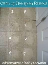 Clean Tile Floor Vinegar How To Clean Bathroom Floor With Bleach Best 25 Clean Tile Floors