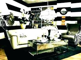 black white gold living room – fundacaoparasegurancadopaciente.org