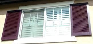 indoor window shutters. Home Depot Window Shutters Indoor Exterior Arena Wood