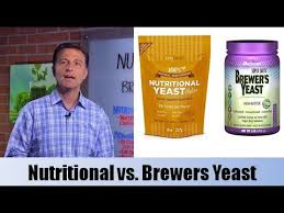 nutritional yeast vs brewers yeast