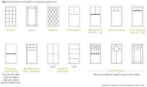 Andersen Window Sizes Chart Andersen Double Hung Window Size Chart Lavozfm Com Co
