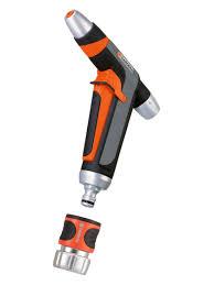 garden hose spray nozzle. Premium Metal Spray Gun Nozzle Garden Hose