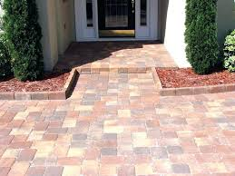 front yard pavers patio calculator lovely s brick with pattern for paving stones