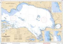 Oceangrafix Chs Nautical Chart Chs6035 Lake Nipissing