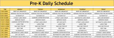 Sample Schedules Sample Schedule Sample Schedules The Brunswick School 8