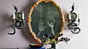 Haunted Mirror with Ghost <b>Hands</b> | Martha Stewart