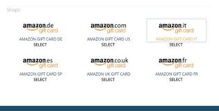 crypto into amazon gift vouchers