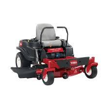 timecutter 50 in 24 5 hp v twin zero turn riding mower with smart
