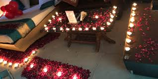 romantic room decoration at home for
