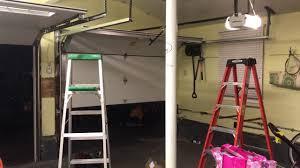 batoff garage doors installs wayne dalton 8500 doors with liftmaster 8365