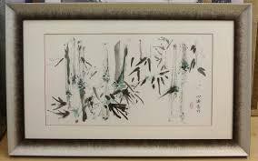 framing advice and hanging service by art framer gallery