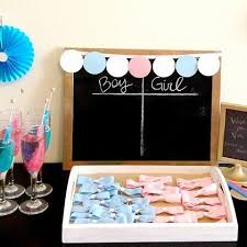 Gender Reveal Baby Shower Ideas - My Practical Baby Shower Guide