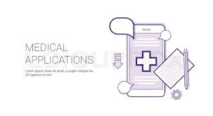 Doctor Applications Medical Application Mobile Doctor Consultation Technology Concept
