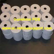 sharp xe a206. sharp xe-a206 thermal 2 1/4 inch x 165\u0027 paper 30 rolls sharp xe a206