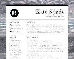 Free Modern Resume Template Custom Modern Resumes Templates Kappalab