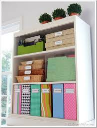 organizing home office ideas. organizing ideas colorful magazine files free labels home office n