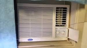carrier window air conditioner. get quotations · carrier window air conditioner 10500 btu fault