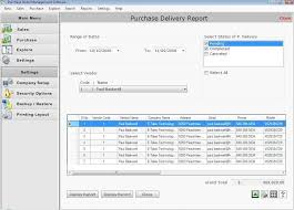 Purchase Order Tracking System Purchase Order System Management Business Accounting Billing