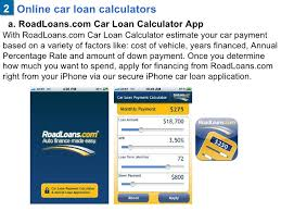 road loan com mobile strategy for auto dealers