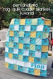 8919284892_526d2449b6 | Quilting | Pinterest | Rag quilt, Quilt ... & Best Baby Blanket Sewing Tutorials. Flannel Rag QuiltsBoy ... Adamdwight.com